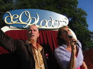 Show opladers